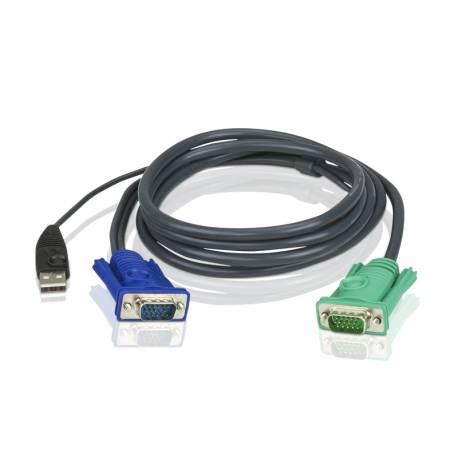 Przewód KVM USB