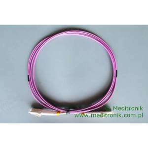 Patchcord światłowodowy LC-LC 50/125 OM4 MM duplex 2m