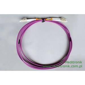 Patchcord światłowodowy LC-LC 50/125 OM4 MM duplex 3m
