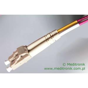 Patchcord światłowodowy LC-LC 50/125 OM4 MM duplex 10m