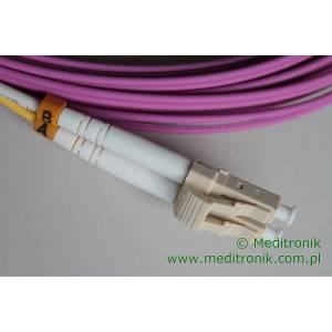 Patchcord światłowodowy LC-LC 50/125 OM4 MM duplex 25m