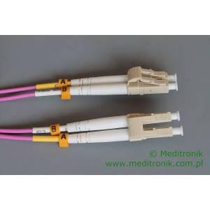 Patchcord światłowodowy LC-LC 50/125 OM4 MM duplex 30m