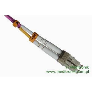 Patchcord światłowodowy LC-LC 50/125 OM4 MM duplex