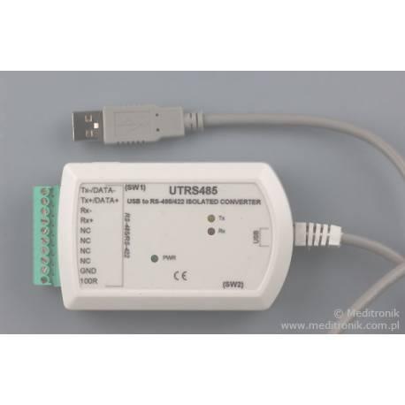 Konwerter z USB 2.0 do RS422/485