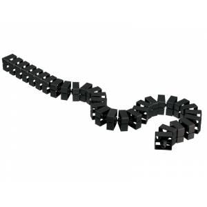 """Wąż kablowy """"Kabelschlange"""" Quadro (rozszerzenie do Quadro-Set) czarny (930.018)"""
