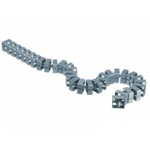 """Wąż kablowy """"Kabelschlange"""" Quadro (rozszerzenie do Quadro-Set) srebrny (930.019)"""