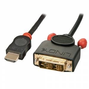 LINDY HDMI DVI W/W 10M