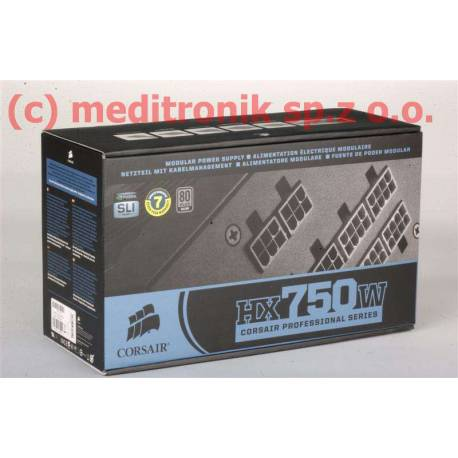 ZASILACZ CORSAIR HX750W