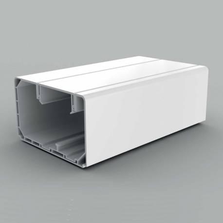 Kanał elektroinstalacyjny 90x55 długość 2m biały