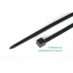 Opaska kablowa zaciskowa 150mm x 3,6mm czarna
