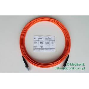 Patchcord światłowodowy MTRJ-MTRJ 50/125 OM2 MM duplex 10m