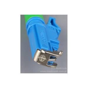 Patchcord światłowodowy E2000-E2000 OS1 9/125μm SM duplex dł.1m wykonywany na zamówienie