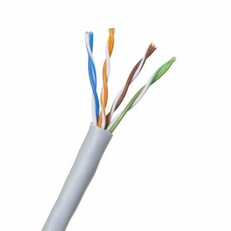 U/UTP kabel kat. 5e PVC 4x2x24AWG, 305m