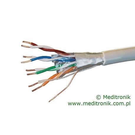 Kabel F/UTP kat.5e LSOH 4x2x24AWG 305m