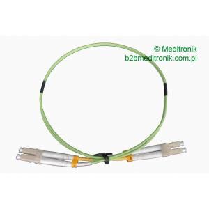 Patchcord światłowodowy LC-LC 50/125 OM5 MM duplex 0,5m