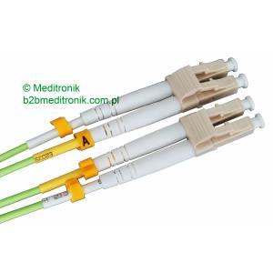 Patchcord światłowodowy LC-LC 50/125 OM5 MM duplex 2,5m
