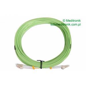 Patchcord światłowodowy LC-LC 50/125 OM5 MM duplex 15m