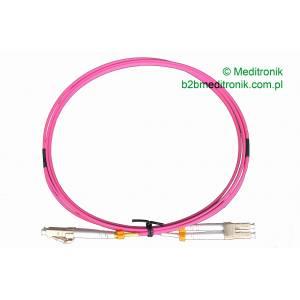 Patchcord światłowodowy LC-LC 50/125 OM4 MM duplex 1,5m