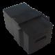 Gniazdo keystone USB-C/USB-C do M45 i mediaportów