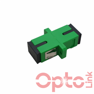 Adapter światłowodowy SC/APC-SC/APC simplex SM