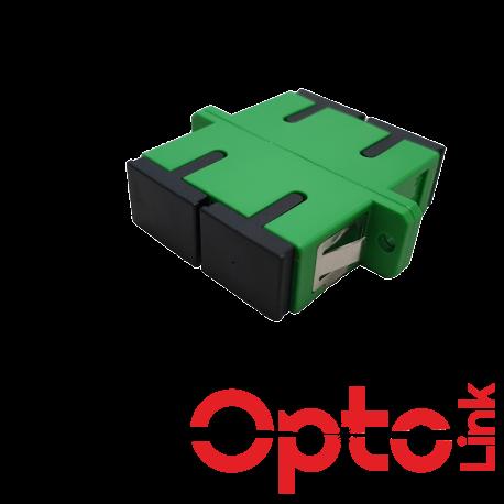 Adapter światłowodowy SC/APC-SC/APC duplex SM