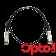 Kabel SFP+ DAC MMF DDM o długości 1m
