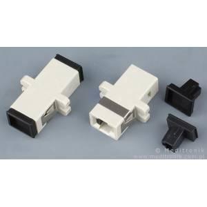 Adapter światłowodowy MTRJ-MTRJ duplex MM