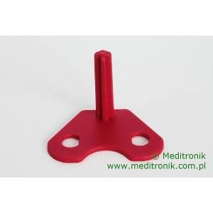 Klucz do gniazd z blokadą montaż na wcisk na wtyczce