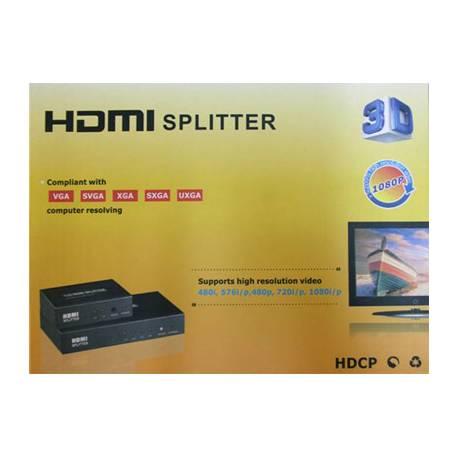 SPLITTER 2 HDMI