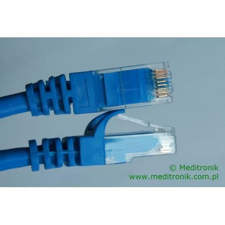 Patchcord UTP kat.6 dł.20m niebieski