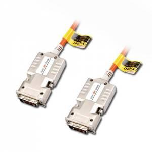 Kabel DVI typ D(cyfrowy) wtyk/wtyk wysoka jakość długość 50m