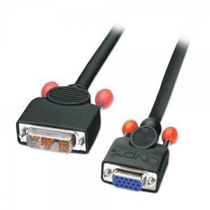 Kabel DVI-A do SVGA wtyk/wtyk długość 2m