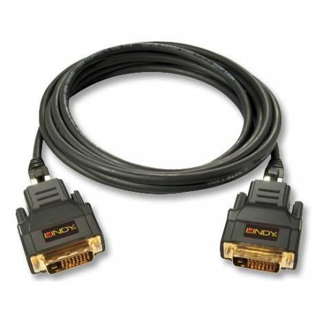 Przedłużacz DVI-D do 30m medium pojedyncza skrętka cat6