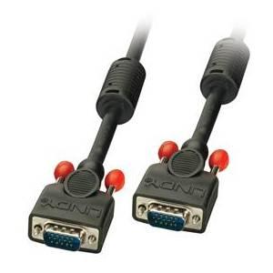 Kabel SVGA wtyk/wtyk wysoka jakość długość 1m