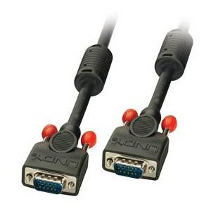 Kabel SVGA wtyk/wtyk wysoka jakość długość 30m
