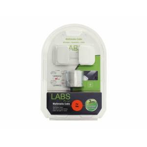 LABS WIRETAPE VGA 3M