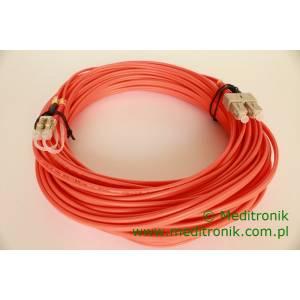 Patchcord światłowodowy LC-SC 50/125 OM2 MM duplex