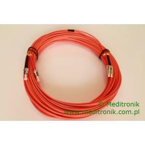 Patchcord światłowodowy LC-ST 50/125 OM2 MM duplex