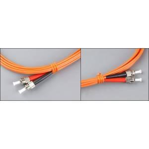 Patchcord światłowodowy ST-ST 50/125 OM2 MM duplex 10m