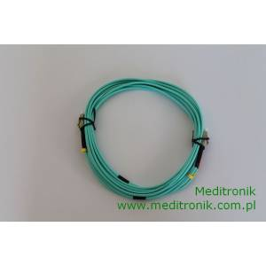 Patchcord światłowodowy LC-LC 50/125 OM3 MM duplex 3m
