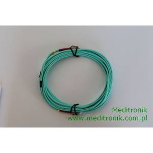 Patchcord światłowodowy LC-LC 50/125 OM3 MM duplex 5m