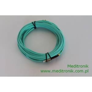 Patchcord światłowodowy LC-LC 50/125 OM3 MM duplex 10m