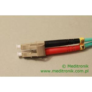 Patchcord światłowodowy LC-LC 50/125 OM3 MM duplex