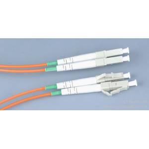 Patchcord światłowodowy LC-LC 62,5/125 MM duplex 1m