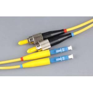 Patchcord światłowodowy LC-ST 62,5/125 MM duplex 1m