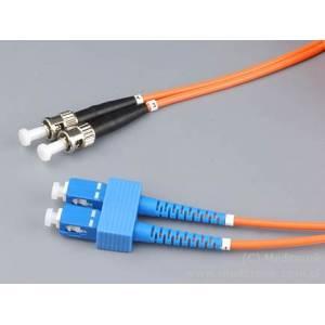 Patchcord światłowodowy SC-ST 62,5/125 MM duplex 25m