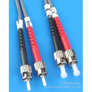 Patchcord światłowodowy ST-ST 62,5/125 MM duplex