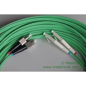 Patchcord światłowodowy FC-LC 62,5/125 MM duplex 15m