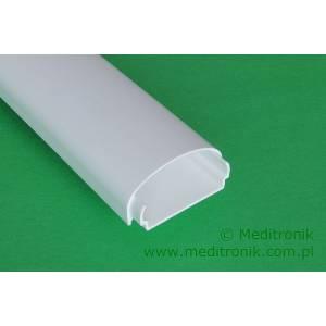 Listwa elektroinstalacyjna naścienna LE 40 biała