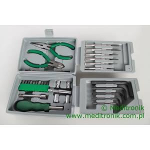 Zestaw narzędzi ręcznych 31 elementów
